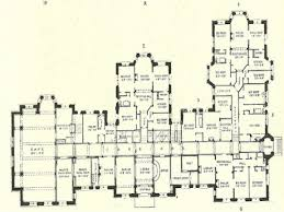 40 historic mansion floor plans old victorian house floor plans
