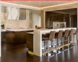bar de cuisine moderne charming modele de cuisine moderne americaine 3 cuisine bar top