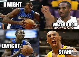 Dwight Howard Memes - dwight stahp meme