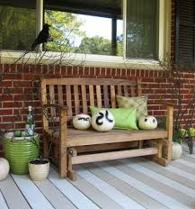 front yard bench ideas front porch bench 400 x 428 hashtag