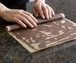 How To Make Decorative Chocolate How To Make Easy Bittersweet Chocolate Shards Finecooking