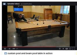 how to refelt a pool table video dorset custom furniture a woodworkers photo journal road trip