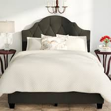 King Bed Frame And Headboard King Bed Frame With Headboard Wayfair