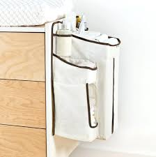 Hanging Changing Table Organizer Side Table Changing Table Side Organizer Hanging Mirrored Target