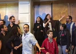 ham4ham manuel miranda and the cast of hamilton reward ticket