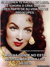Maria Felix Memes - la doña maria felix pinterest memes spanish and spanish quotes