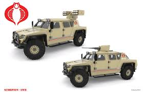 desert military jeep g i joe and cobra 3d vehicle designs by nogamusprime hisstank com