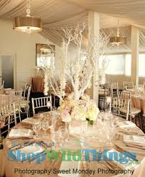 tree branches for centerpieces centerpieces with party potential setting the for your