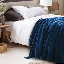 Restoration Hardware Throw Amazon Com Luxury Collection Ultra Soft Plush Fleece Lightweight