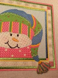 christmas needlepoint needlepoint canvases designs pepperberry designs creates unique
