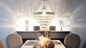 ladari sala da pranzo ladari in cristallo per illuminare con stile dalani e ora