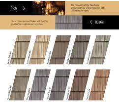 color for 2016 color program foundry specialty siding