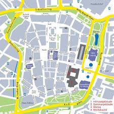 map of leipzig 66th dpg meeting leipzig