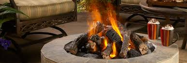 Gas Fire Pit Logs by Fire Pit Logs Gas Fireplace Log Set Starfire Direct
