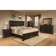 Furniture Bedroom Sets Rivington Hall Panel Bedroom Set By Avalon Furniture Home