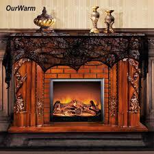 fireplace prop binhminh decoration