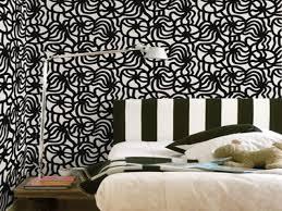 white bedroom wallpaper black white brown bedroom black white and