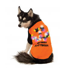 halloween t shirts led halloween dog t shirt by rubie u0027s costumes with same day