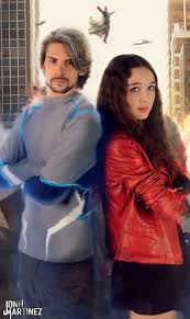 marvel scarlet witch costume dress like quicksilver costume halloween and cosplay guides