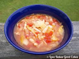 ham bean and cabbage soup love bakes good cakes