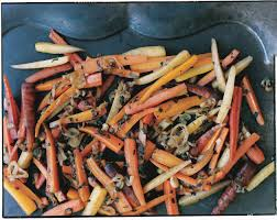 Thanksgiving Recipes Carrots Carrots With Shallots Sage And Thyme Recipe Epicurious Com
