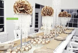 gold wedding decorations gift satin flowers gold wedding decorations by we can package