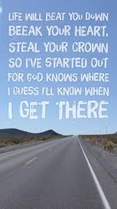 Wedding Quotes Lyrics Best 25 Tom Petty Lyrics Ideas On Pinterest Tom Petty Quotes