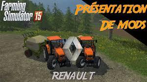 renault usa 2015 farming simulator 2015 présentation renault arès 610 rz arès 715