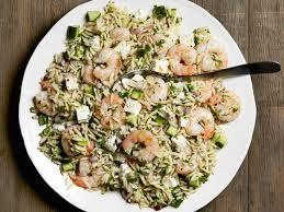 ina garten s shrimp salad barefoot contessa roasted shrimp and orzo recipe ina garten food network