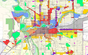 Spokane Wa Map Comprehensive Plan Update Coming To Plan Commission City Of