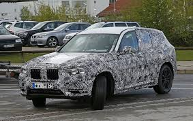 2018 bmw x3 look bigger than original x5 undergoes testing at the