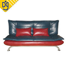 folding leather sofa bed folding leather sofa bed suppliers and