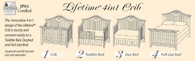Munire Convertible Crib Munire Baby Furniture Royal Bambino