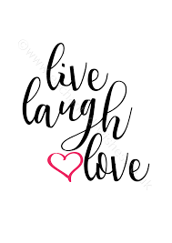live laugh love live laugh love quote typography print personalised prints and art