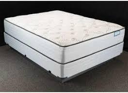 furniture exchange denali plush queen size mattress set