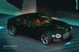 Bentley U0027s Electric Model Is Getting Closer To Reality Autoevolution