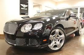 luxury bentley used 2012 bentley continental gt stock p3309 ultra luxury car
