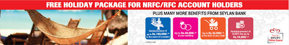nrfc non residence foreign currency accounts from seylan bank