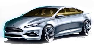 Ford Taurus Interior Ford Advanced Design Sketches May Show Direction Of 2016 Taurus