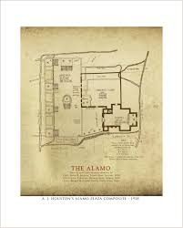 100 floor plan of the alamo sheffield plan remember the