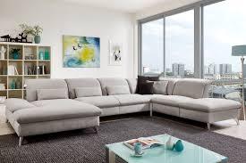 Wohnzimmer Einrichten Poco Poco Detroit Polstergarnitur Hellgrau Möbel Letz Ihr Online Shop
