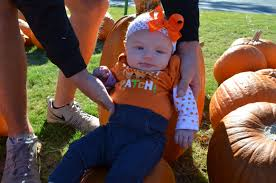 Burts Pumpkin Farm 2015 by Baseball Diamonds U0026 Hairspray Pumpkin Pickin U0027 With The Cutest