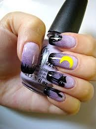 50 spooky halloween nail art designs for creative juice