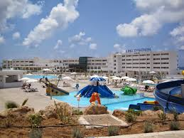 waterpark in king evelthon hotel 5 info about paphos