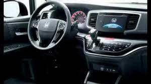 Honda Odyssey Interior 2017 Honda Odyssey News Reviews Msrp Ratings With Amazing Images