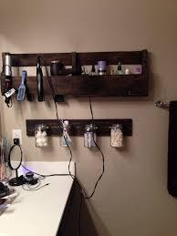 Shelving Bathroom by My New Bathroom Pallet Shelves Bathroom Pinterest Pallet