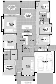 floor plan friday bedroom with theatre study nook butlers house house plans with butlers pantry home design floor plan friday family walk through and excellent