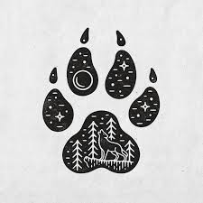 list of synonyms and antonyms of the word wolf paw