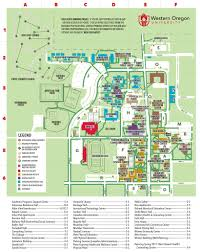 Charging Station Map Campus Map Campus Public Safety