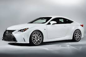 lexus rcf with turbo 2015 lexus rc350 f sport rc f race car debut in geneva automobile